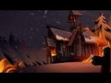Викинг, хотевший попасть в рай для воинов!!!