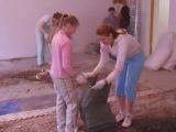 Ролик о строительстве церкви Химок